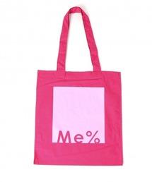 トートバッグ バッグ Me%カラーロゴトート|ZOZOTOWN PayPayモール店