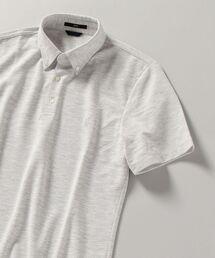 ポロシャツ 【WEB限定】SHIPS: 吸水速乾・UVケア Drymix(R) ワンポイント ロゴ ボタンダウン ポロシャツ|ZOZOTOWN PayPayモール店
