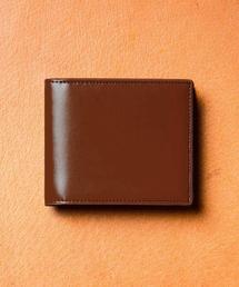 財布 コードバン調/カーボン レザー box型小銭入れ 二つ折り財布 ZOZOTOWN PayPayモール店