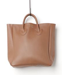 トートバッグ バッグ 【YOUNG & OLSEN The DRYGOODS STORE】/EMBOSSED LEATHER TOTE Mサイズ|ZOZOTOWN PayPayモール店