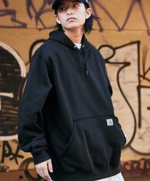 パーカー carhartt(カーハート)  Hooded Sweatshirt オーバーサイズ プルオーバーパーカー ZOZOTOWN PayPayモール店