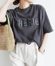 tシャツ Tシャツ 立体ロゴ刺繍Tシャツ/カットソー|ZOZOTOWN PayPayモール店