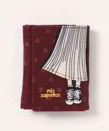 財布 【抗菌】mis zapatos 三つ折り財布 二つ折り 2つ折り ミニ財布 ミニウォレット|ZOZOTOWN PayPayモール店