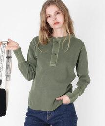 tシャツ Tシャツ M0955 ハニカムヘンリーミリタリーインナー|ZOZOTOWN PayPayモール店