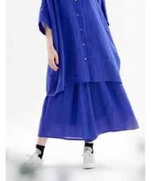 スカート ラミーローンタックキュロットスカート|ZOZOTOWN PayPayモール店