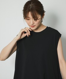 tシャツ Tシャツ 大人カジュアルに最適 コクーンチュニックカットソー|ZOZOTOWN PayPayモール店