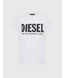 tシャツ Tシャツ レディース コットンジャージーロゴ半袖Tシャツ|ZOZOTOWN PayPayモール店