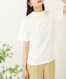 tシャツ Tシャツ オーガニックコットンハイネックTシャツ ZOZOTOWN PayPayモール店