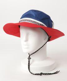 帽子 ハット 撥水クレイジーカラーアドベンチャーハット|ZOZOTOWN PayPayモール店