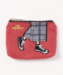 財布 【抗菌】mis zapatos ティッシュケース ポーチ|ZOZOTOWN PayPayモール店