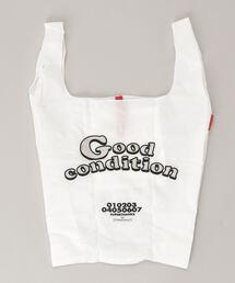 エコバッグ バッグ 『SUPERTHANKS』GOOD CONDITION刺繍 ECO BAG|ZOZOTOWN PayPayモール店