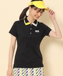 ポロシャツ 【UV】【消臭】吸水速乾衿ジャガード半袖ポロシャツ|ZOZOTOWN PayPayモール店