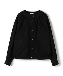 ジャケット ブルゾン COLUMN / ノーカラーブルゾン|ZOZOTOWN PayPayモール店