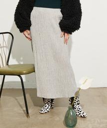 スカート 【LA BELLE ETUDE】シャーリングIラインスカート/低身長向けSサイズあり|ZOZOTOWN PayPayモール店