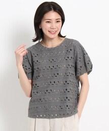 シャツ ブラウス 刺繍レースブラウス|ZOZOTOWN PayPayモール店