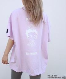 tシャツ Tシャツ BETTYコラボROSE BIG-T|ZOZOTOWN PayPayモール店