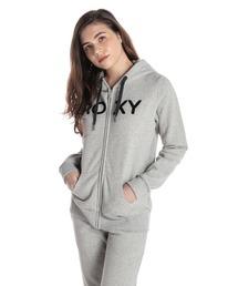 パーカー JIVY ZIP/ロキシー ジップアップ パーカー|ZOZOTOWN PayPayモール店