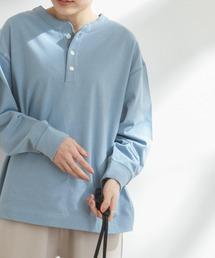 tシャツ Tシャツ FORK&SPOON 2WAYヘンリーネックプルオーバー|ZOZOTOWN PayPayモール店