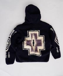 ジャケット ブルゾン PENDLETON/ペンドルトン BOA HOODIE ボアフーディー 1475-5009 ユニセックス|ZOZOTOWN PayPayモール店