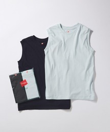 tシャツ Tシャツ 【Hanes for BIOTOP】Sleeveless T-Shirts/color|ZOZOTOWN PayPayモール店