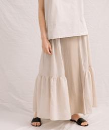 スカート 【Liyoca】スパンツイルプリーツスカート|ZOZOTOWN PayPayモール店