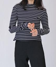 tシャツ Tシャツ ハイネックショートトップス|ZOZOTOWN PayPayモール店