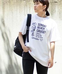 tシャツ Tシャツ 【SUNDAY BEACH CRUISER】トレッキングMILEY半袖Tシャツ|ZOZOTOWN PayPayモール店