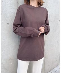 tシャツ Tシャツ 【GILDAN】ギルダン ロングスリーブ ビッグシルエット ロンT|ZOZOTOWN PayPayモール店