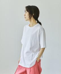 tシャツ Tシャツ 【Liyoca】LYC刺繍ビッグTシャツ-ウォッシャブル-|ZOZOTOWN PayPayモール店