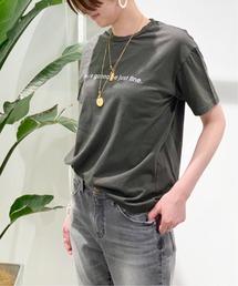 tシャツ Tシャツ 【FLAVOR TEE】リラックスフィットTEE(JUST FINE)◆|ZOZOTOWN PayPayモール店