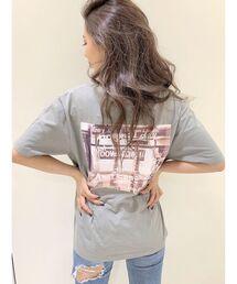 tシャツ Tシャツ DOWN TOWN BUNNY Tシャツ ZOZOTOWN PayPayモール店