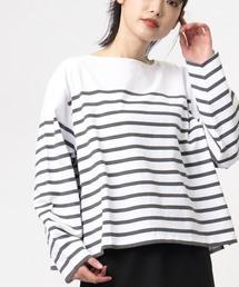 tシャツ Tシャツ 【 Le Minor / ルミノア 】MIGNON COPAIN LM20P115BC・・|ZOZOTOWN PayPayモール店