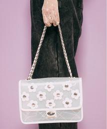 ショルダーバッグ バッグ LittleSunnyBite/リトルサニーバイト/pvc 2way floral bag|ZOZOTOWN PayPayモール店