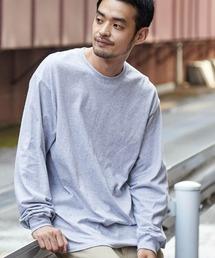 tシャツ Tシャツ ギルダン ビッグシルエット USAオーバーサイズ ロングスリーブTシャツ 無地T トップス Tシャツ|ZOZOTOWN PayPayモール店