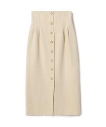 スカート MULLER OF YOSHIOKUBO / ハイウエストペンシルスカート|ZOZOTOWN PayPayモール店
