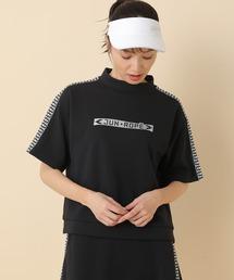 tシャツ Tシャツ 【セットアップ対応】ナバホテープモックネック半袖プルオーバー|ZOZOTOWN PayPayモール店