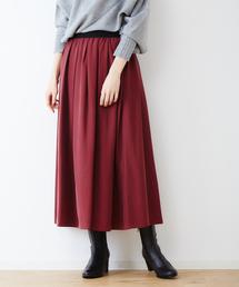 スカート シルク羽二重サンドウォッシュスカート ZOZOTOWN PayPayモール店