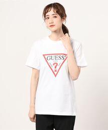 tシャツ Tシャツ GUESS/ビッグロゴTシャツ ZOZOTOWN PayPayモール店