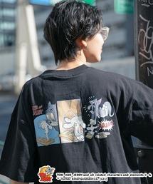 tシャツ Tシャツ トムとジェリー刺繍Tシャツ/937359 ZOZOTOWN PayPayモール店