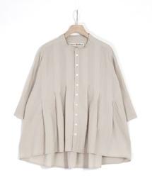 シャツ ブラウス [Brocante / ブロカント] 60sローン プリッセローブシャツ|ZOZOTOWN PayPayモール店