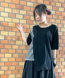 tシャツ Tシャツ 60/-ファイン裏毛 ボックスレイヤーT ZOZOTOWN PayPayモール店
