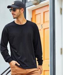 tシャツ Tシャツ FRUIT OF THE LOOM/フルーツオブザルーム クルーネックロングTシャツ ZOZOTOWN PayPayモール店