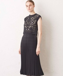ドレス べリスニットレースドレス|ZOZOTOWN PayPayモール店