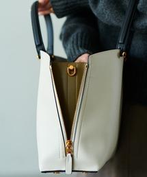 バッグ ハンドバッグ 【新色追加】【E'POR】Y bag Medium (サイドジップトートバッグ)|ZOZOTOWN PayPayモール店