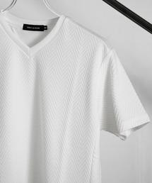 tシャツ Tシャツ RM/ジャガードVネックTシャツ|ZOZOTOWN PayPayモール店