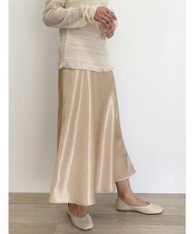 スカート Satin flare skirt / サテンフレアスカート|ZOZOTOWN PayPayモール店