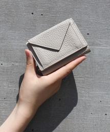 財布 [再入荷][2021ss追加]【牛革】ミニウォレット 三つ折り財布|ZOZOTOWN PayPayモール店