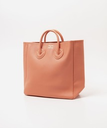 トートバッグ バッグ YOUNG&OLSEN EMBOSSED LEATHER TOTE M|ZOZOTOWN PayPayモール店