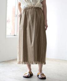 スカート dahl'ia / ストライプ スカート<WOMEN>|ZOZOTOWN PayPayモール店