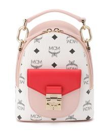 リュック MCM/エムシーエム/Patricia Backpack X-Mini|ZOZOTOWN PayPayモール店